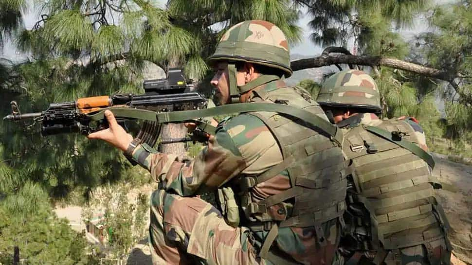 Pakistan violates ceasefire along LoC in Jammu and Kashmir's Rajouri and Poonch districts, injure civilians