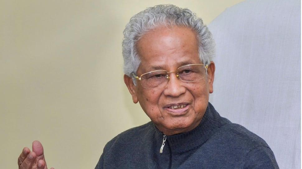 Former Assam CM Tarun Gogoi's health critical, put on ventilator support