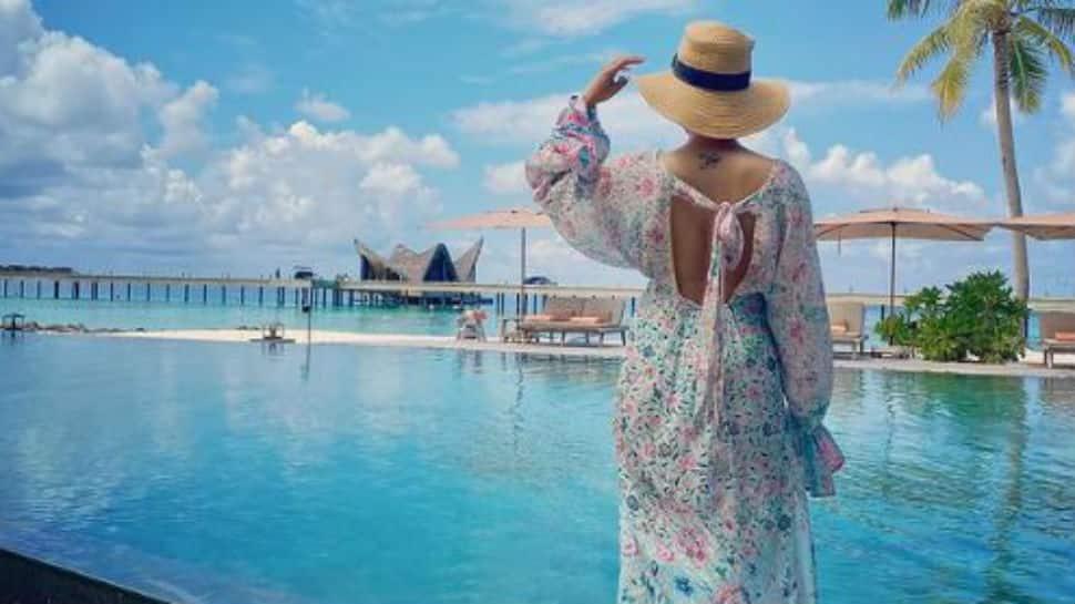 Now, south sensation Samantha Ruth Prabhu is making memories in Maldives. See postcard-worthy pics