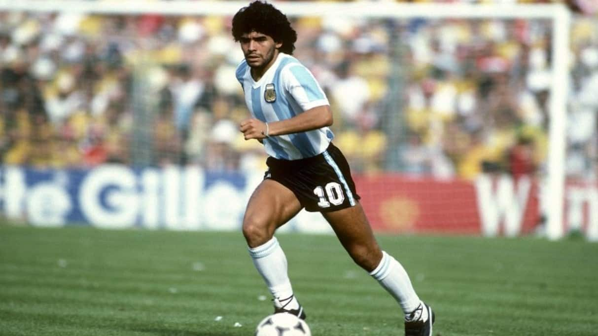 Remembering Diego Maradona: Watch him score the 'Goal of the Century' in this classic video!