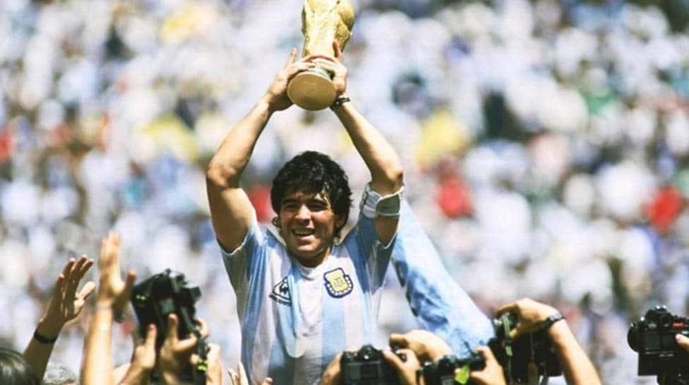 Diego Maradona was a maestro of football: PM Narendra Modi pays tribute to Argentina legend