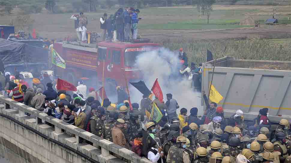 Farmers' Delhi Chalo protest march: Delhi commuters advised to avoid Singhu, Gurugram borders