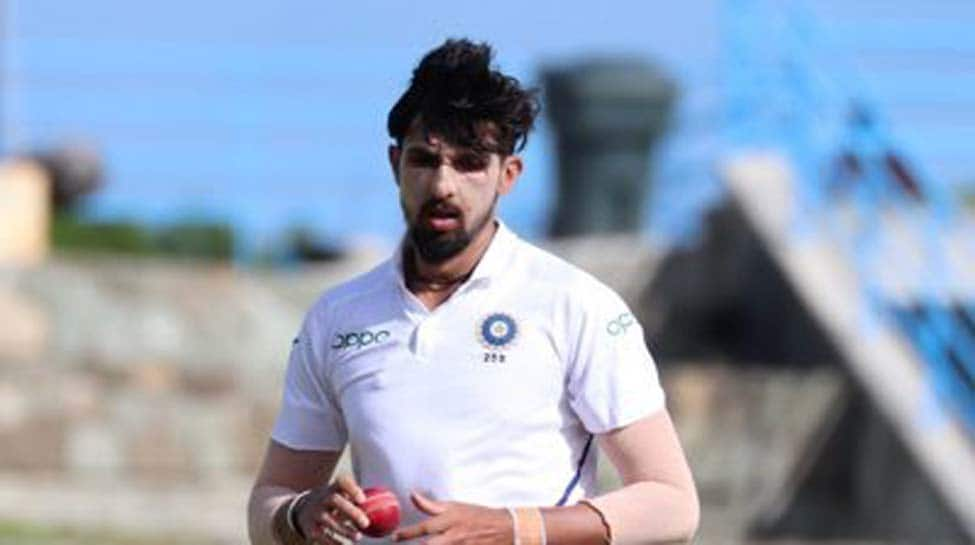 Indian pacer Ishant Sharma ruled out of Test series against Australia