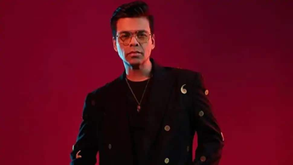 KJo strikes pose with ''Bollywood Wives'' as ''Fabulous Lives'' begin premiering on Netflix