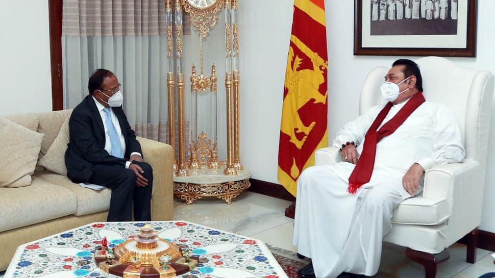 NSA Ajit Doval calls on Sri Lankan PM Mahinda Rajapaksa, discusses bilateral ties with defence secretary