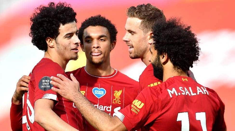 Premier League Late Penalty Leaves Liverpool With 1 1 Draw Against Brighton Football News Zee News