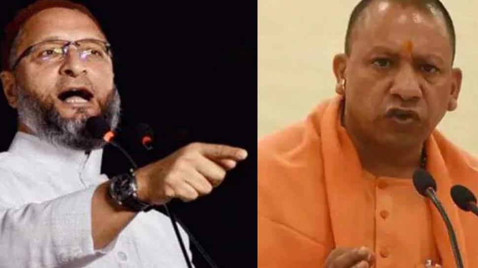 Uttar Pradesh CM Yogi Adityanath pledges to change Hyderabad's name, Asaduddin Owaisi responds