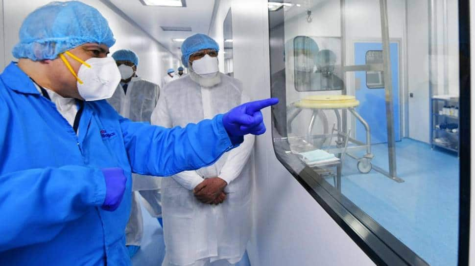 PM Narendra Modi to interact with teams working on developing COVID-19 vaccine