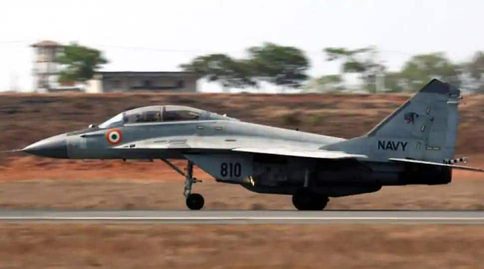 Indian Navy finds some debris of crashed MiG-29K, search for missing pilot continues