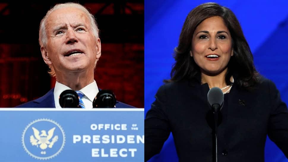 Indian-American Neera Tanden in Joe Biden's top economic team; check US President-elect's diverse advisers thumbnail