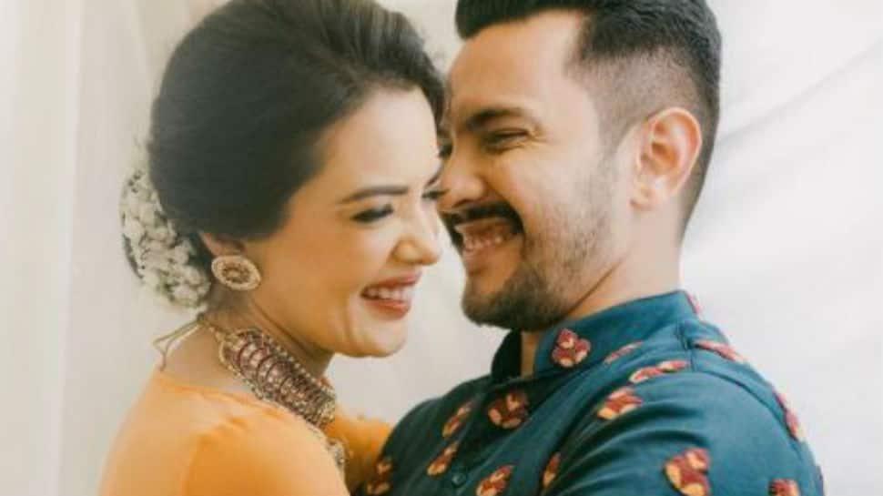 Ahead of wedding, Aditya Narayan dedicates mushy post to ladylove Shweta Agarwal