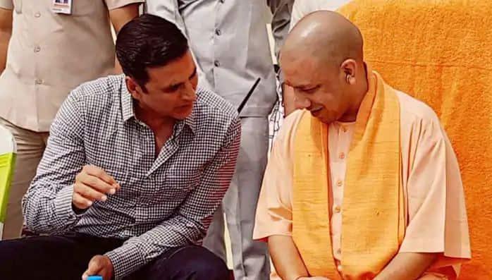 CM Yogi Adityanath to meet Akshay Kumar in Mumbai and discuss this issue