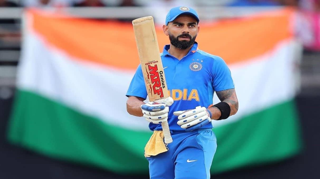 Australia vs India 3rd ODI: Virat Kohli breaks this record held by Sachin Tendulkar