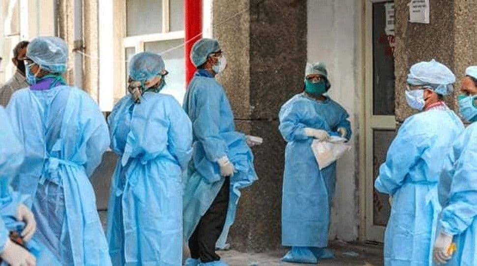 India's COVID-19 caseload nears 95-lakh mark with 36604 new infections