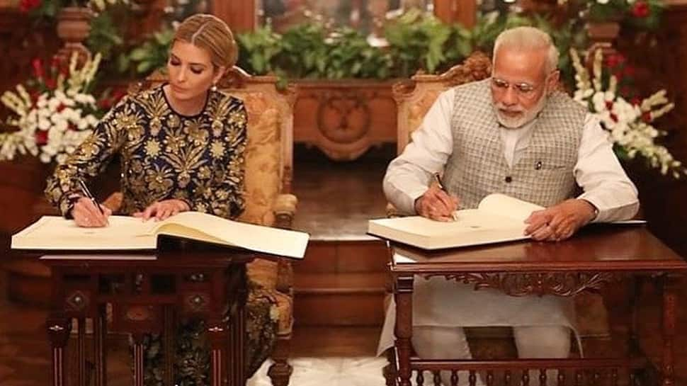 As Donald Trump is set to step down as US President, daughter Ivanka Trump makes this remark on India and PM Narendra Modi