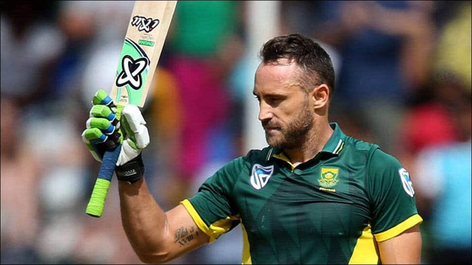 South African batsman Faf du Plessis rested for ODI series against England