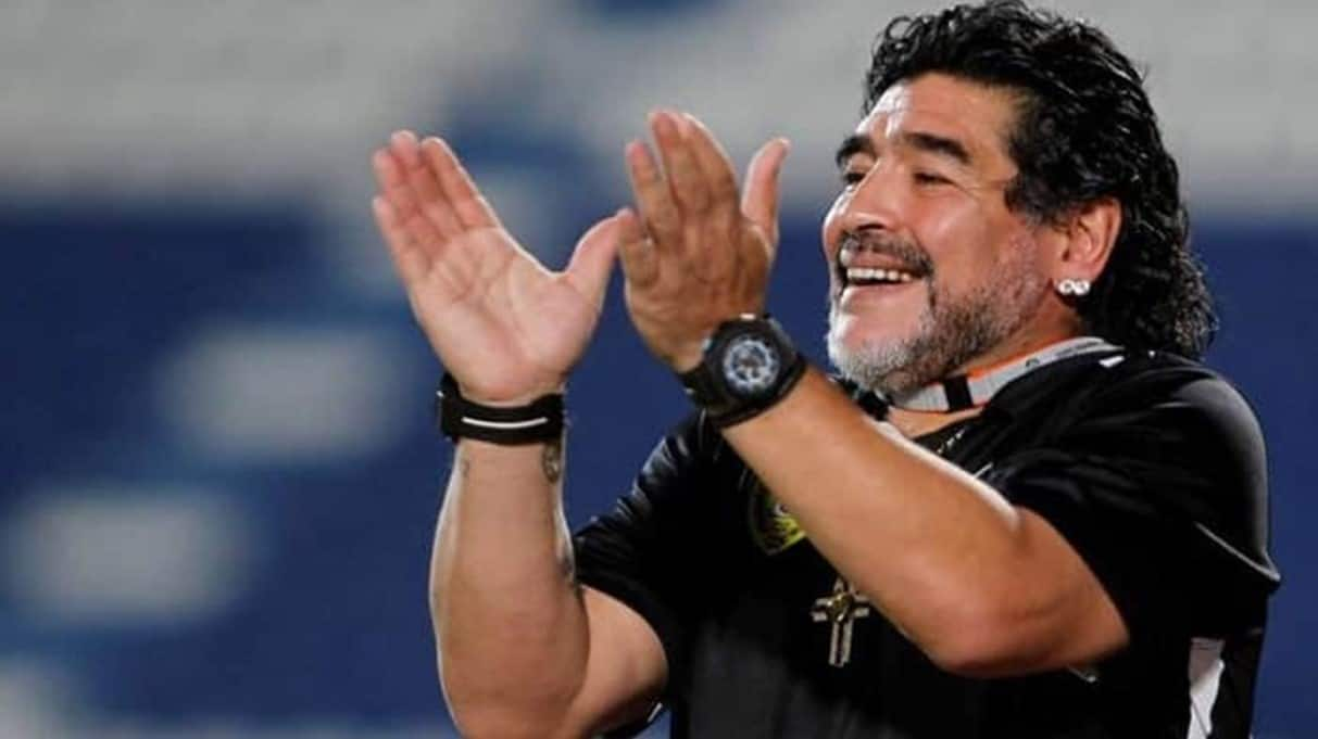 Napoli's San Paolo stadium renamed after Argentina legend Diego Maradona