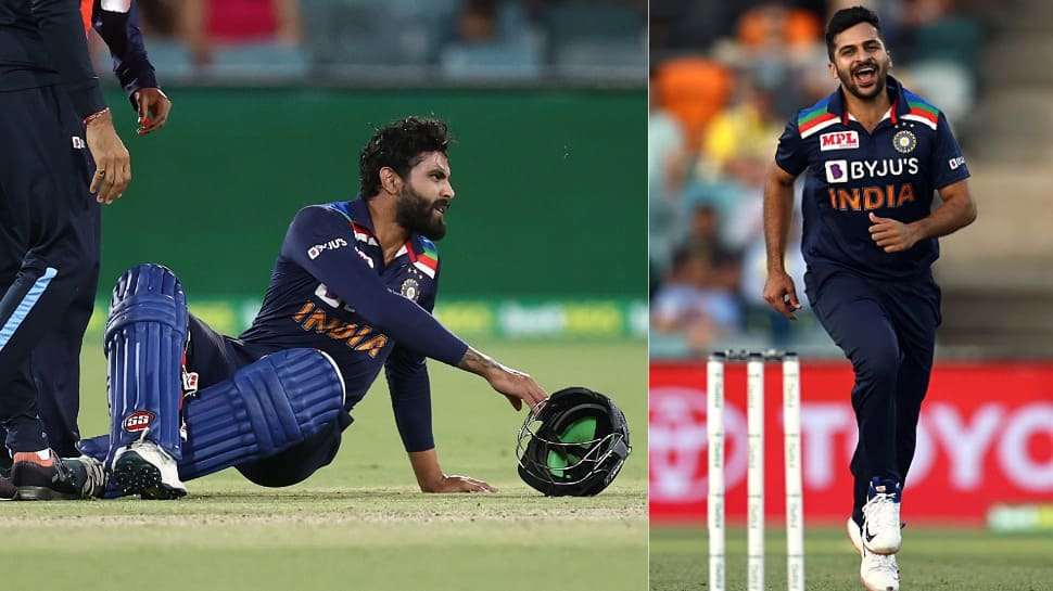 India vs Australia: Shardul Thakur added to T20I squad as Ravindra Jadeja ruled out due to concussion