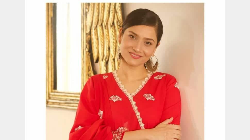 Ankita Lokhande pays tribute to co-star Sushant Singh Rajput in 'Pavitra Rishta' style