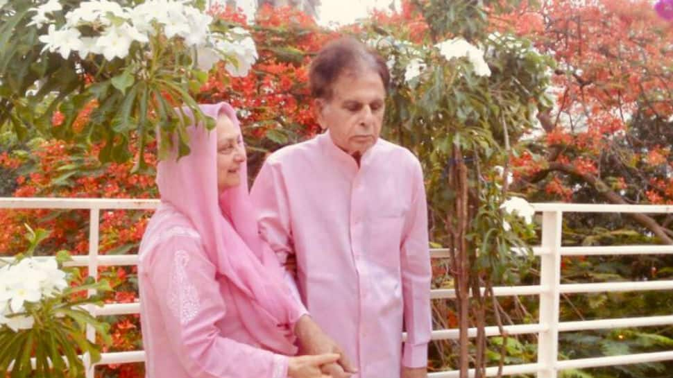 Fell in love with Dilip Kumar instantly, I was 12 then: Saira Banu on their relationship and more