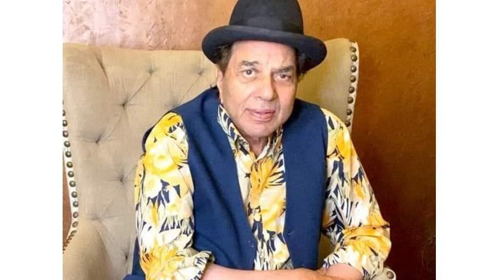 Madhuri Dixit posts heartwarming birthday wish for Dharmendra as he turns 85