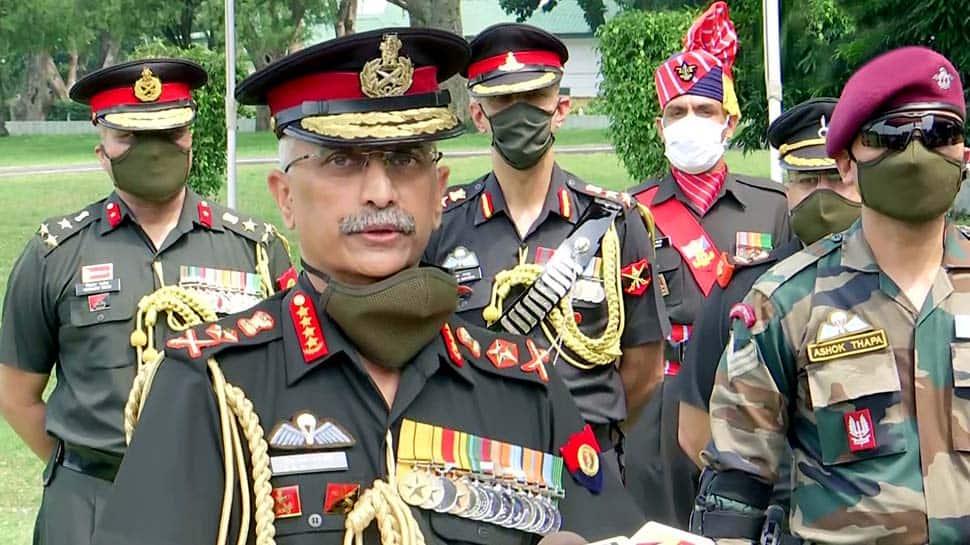 Indian Army Chief General MM Naravane leaves for UAE, Saudi Arabia