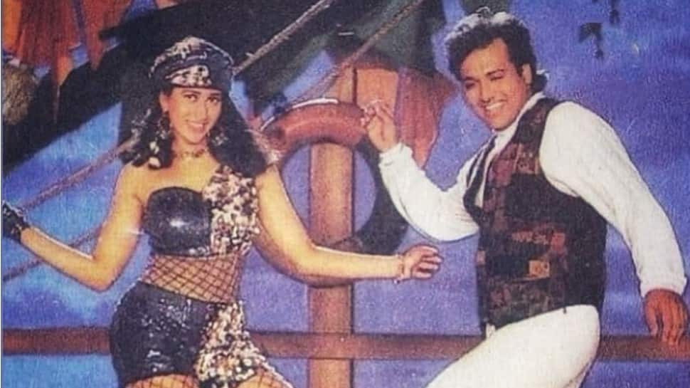 Karisma Kapoor gets nostalgic about her dance number for the original song 'Husn Hai Suhana'