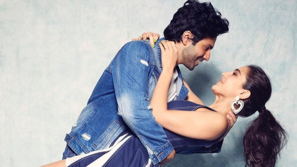 Sara Ali Khan shares pictures of 'stages of posing' with Varun Dhawan