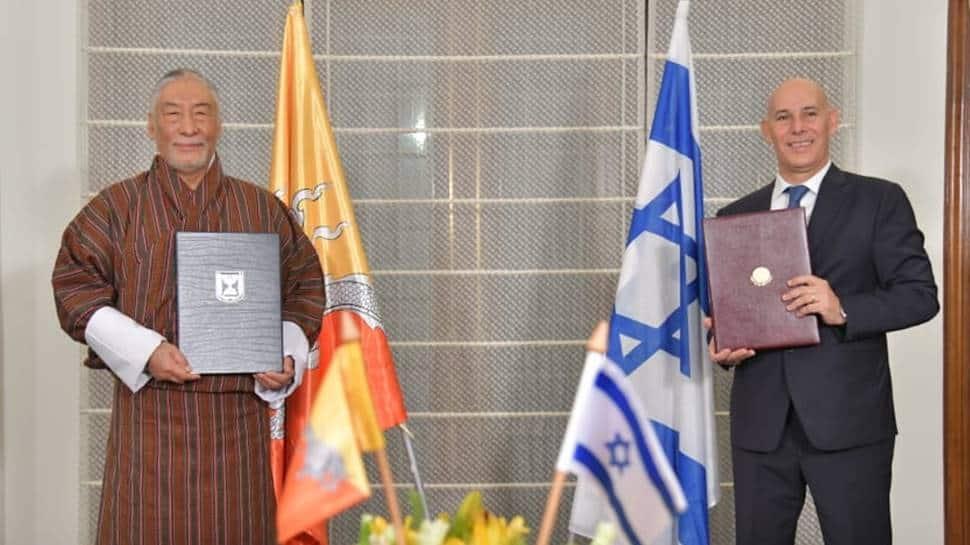Israel inks deal establishing formal diplomatic ties with Bhutan