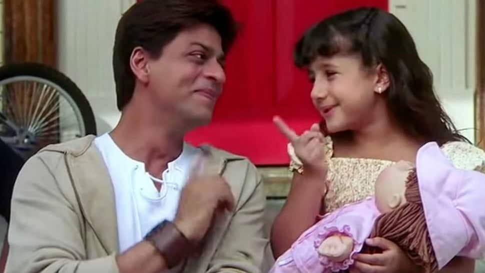 Remember little Jia from Shah Rukh Khan's 'Kal Ho Naa Ho'? Here's how she looks now