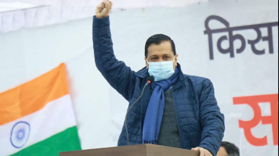 Delhi CM Arvind Kejriwal observes day-long hunger strike in support of farmers, calls farm laws anti-farmer