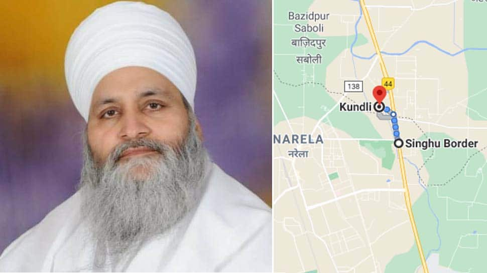 Haryana priest shoots himself near Singhu border, writes 'unable to see farmers' struggles' in note; first suicide in protests