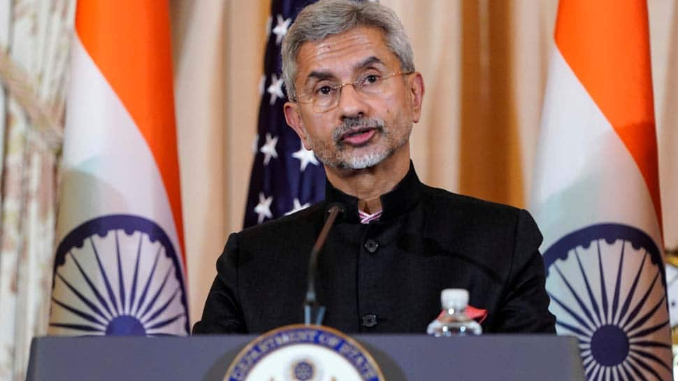 Indo-Pacific is a 'bread-and-butter expression' says EAM Jaishankar