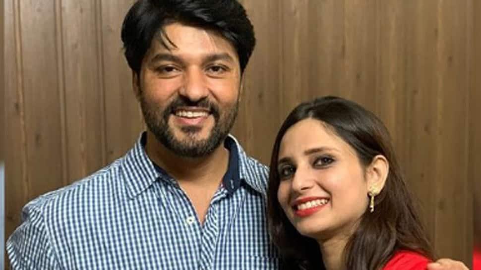 Diya Aur Baati Hum actor Anas Rashid and wife Heena Iqbal welcome baby boy, actor shares first pics of newborn with grandparents