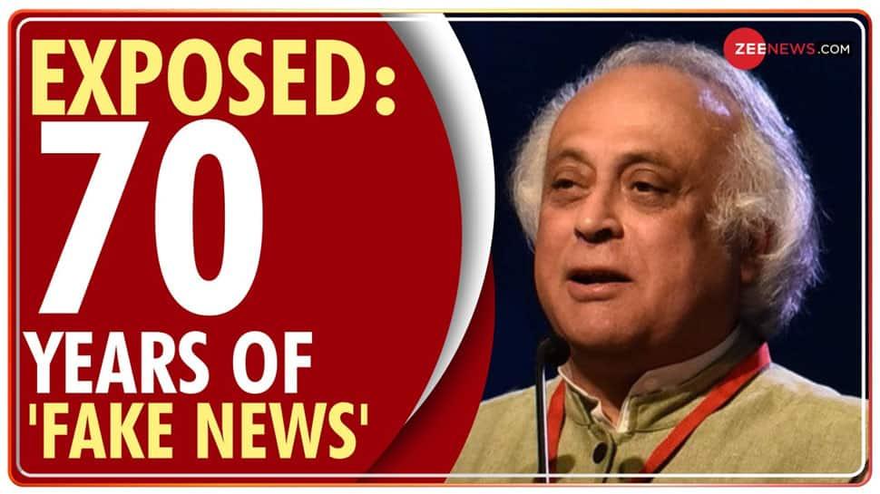 Explainer: Jairam Ramesh's apology exposes 70 years of Congress' 'Fake truth'