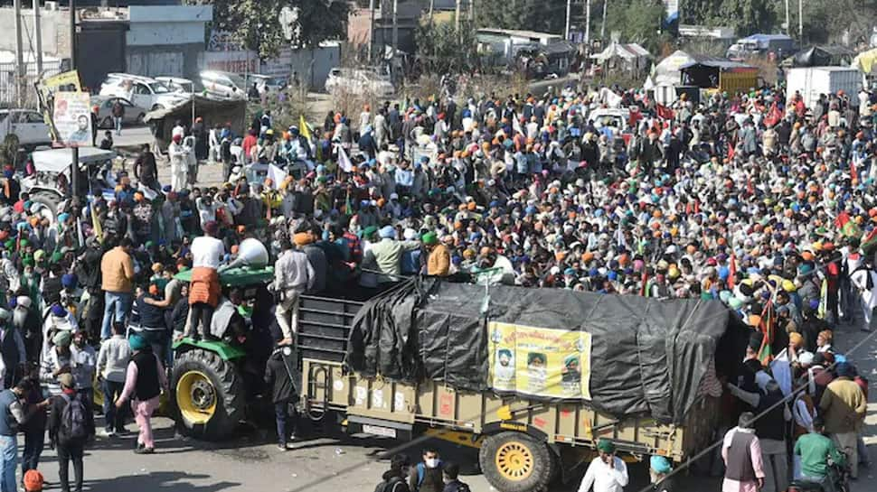 Farmer leaders to decide on Centre's fresh offer for talks as protest enters 28th day today