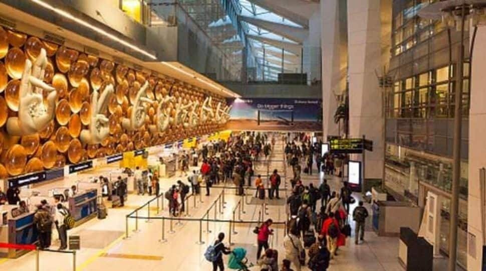 Chaos at Delhi airport, UK passengers stuck over eight hours to get COVID-19 report