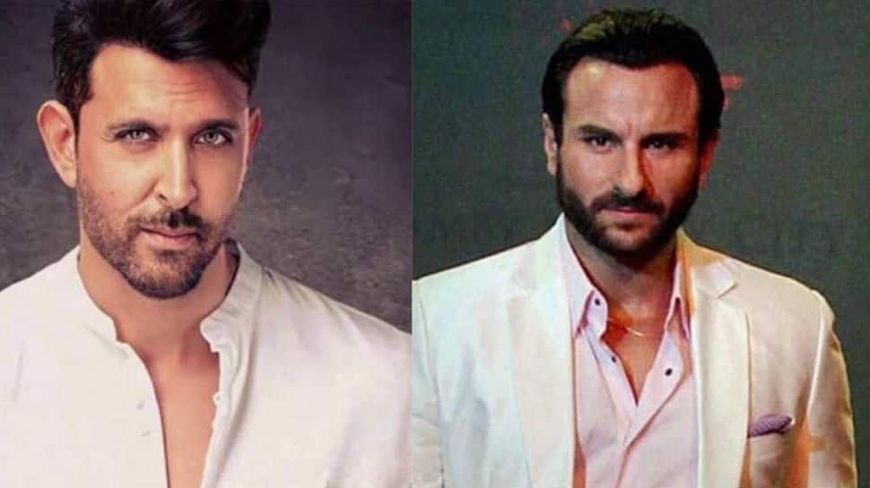 Hrithik Roshan, Saif Ali Khan to star in Hindi remake of Tamil film 'Vikram Vedha' | Movies News | Zee News