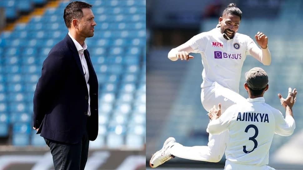 India vs Australia: Ricky Ponting praises Ajinkya Rahane's captaincy, calls debutant Mohammed Siraj 'very much a Test match bowler'
