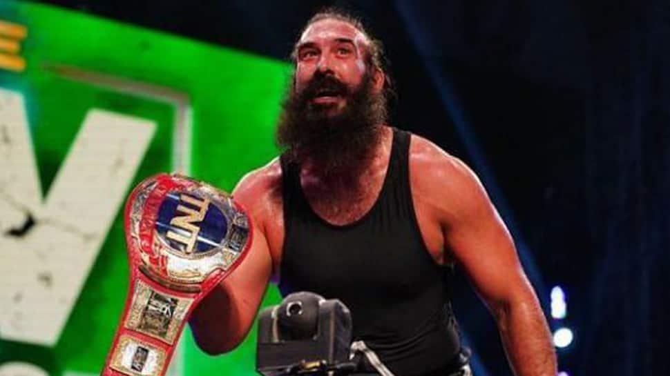 WWE and AEW wrestler Luke Harper dies at 41