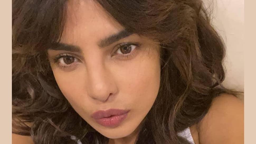 Priyanka Chopra shares gorgeous selfie, says 'hopeful for what 2021 will bring'