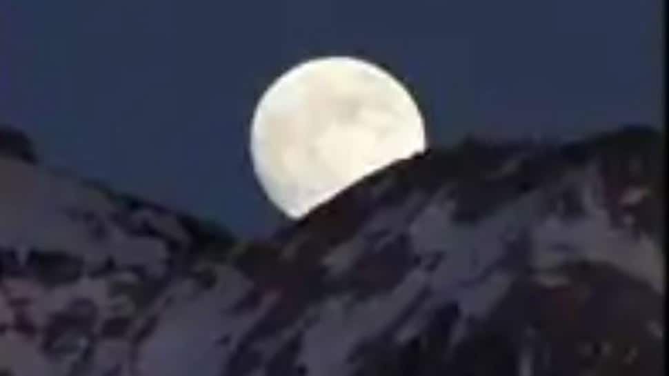 NASA shares stunning picture of 'Wolf Moon' on Instagram, know what it is