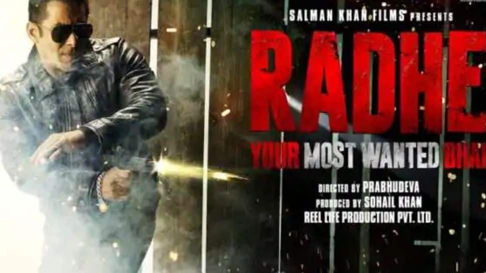 Film exhibitors request Salman Khan to release 'Radhe' in theatres on Eid 2021 | Movies News | Zee News