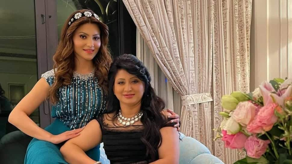 Urvashi Rautela shares birthday wish for mom, says 'you will always be number one to me'