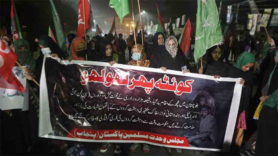 Merciless slaughtering of Hazaras in Balochistan: A tale of continued persecution