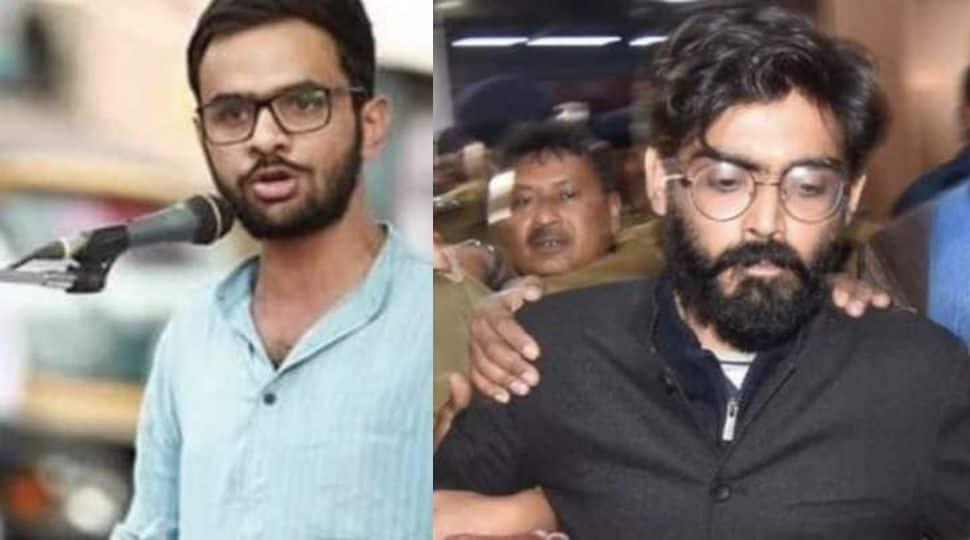 Delhi riots: Court extends judicial custody of Sharjeel Imam, Umar Khalid in UAPA case