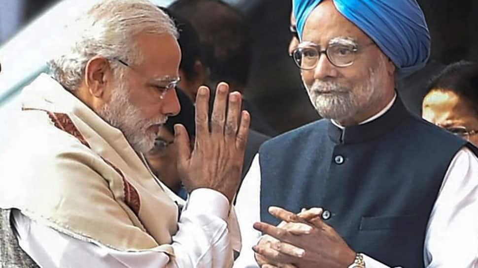 Narendra Modi 'achieved' prime ministership; Manmohan Singh was offered, claims Pranab Mukherjee's memoir