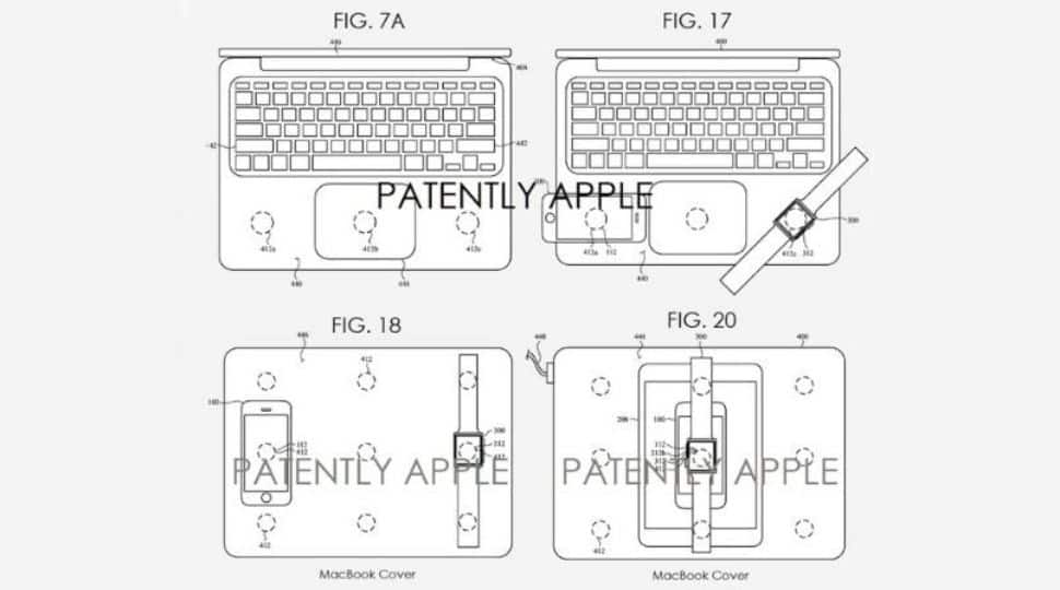 MacBooks in future may wirelessly charge iPhones, iPads, Apple Watch: New Apple patent