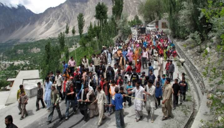 Pakistan occupied Jammu and Kashmir boils in anger, inefficient administration plunges region in inflationary spiral