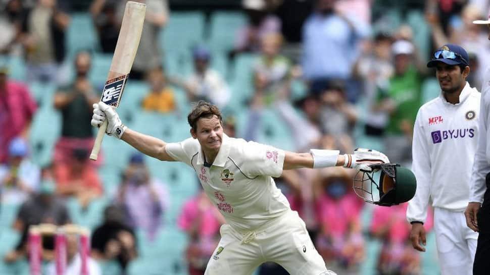 India vs Australia 3rd Test: Steve Smith completes 27th Test ton, breaks multiple records